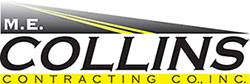 M.E. Collins Contracting Co., Inc. Logo